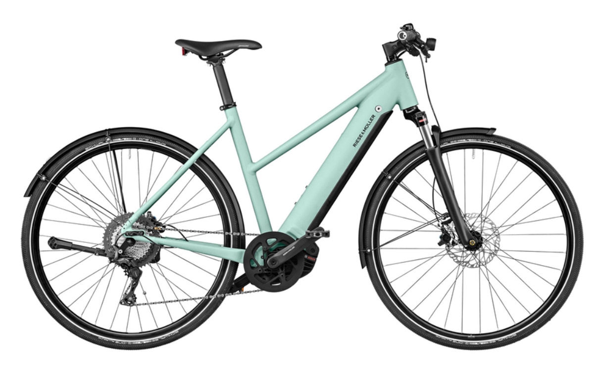 Riese & Müller Roadster Mixte  ab 3.799€