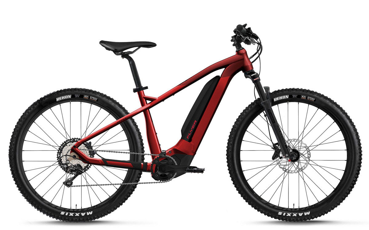 FLYER Uproc2 Red/Brown 3.899€