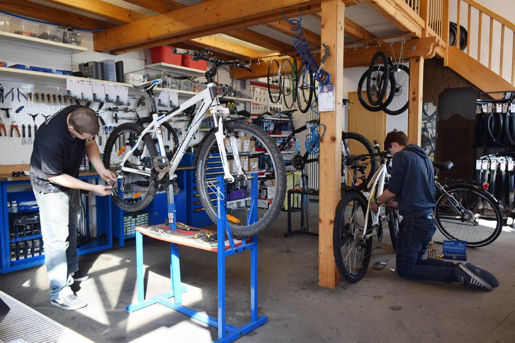 fahrrad e bike werkstatt riebold angelika bad hersfeld fahrradhandlung
